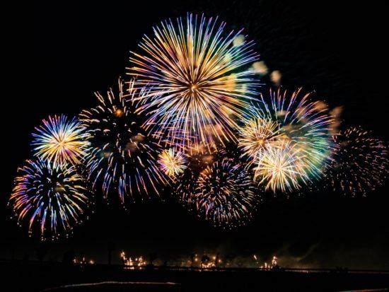 2019にかほ市象潟花火大会が迫力満点で大曲県内有数の花火大会を目指す!